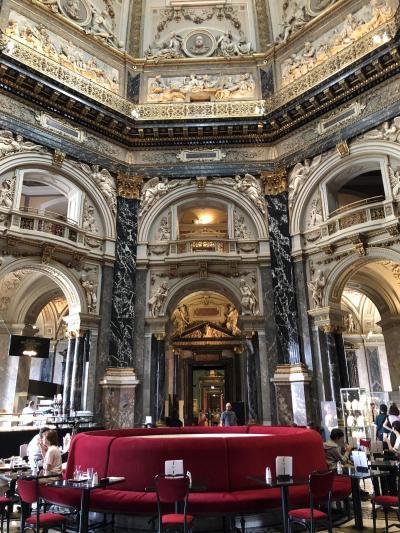 オーストリア:ウィーンの美術史美術館 帰国日 最後の最後に忘れ物(9)