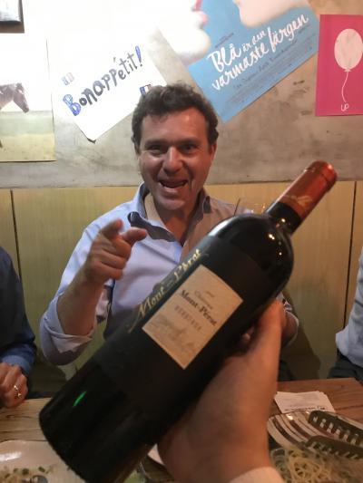 上海で名門ワイナリーのワインの試飲会に参加する