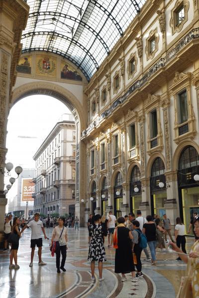 イタリア6日目 ミラノ市内観光