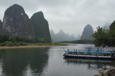 「中国の絶景」を求めて陽朔・興平・桂林へ
