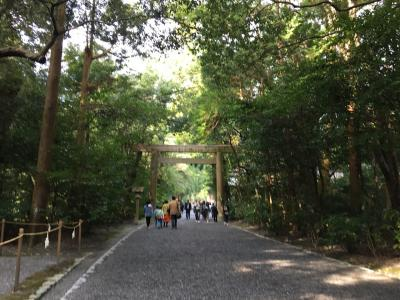 日本人の「旅」の原点 お伊勢参り