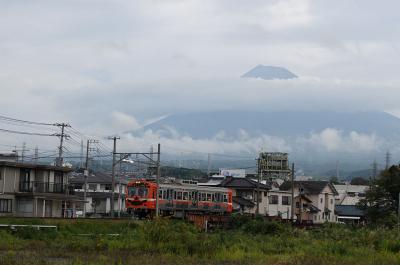 散歩・岳南電車線路近くを歩きました=本吉原駅から岳南原田駅間を往復しました= 2019.10.20