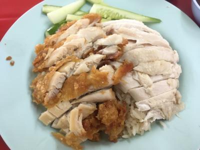 ぶら~りバンコク 朝食は牛煮込み麺とカオマンガイのハシゴ