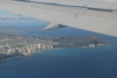 5泊7日Hawaii新婚旅行~帰国~