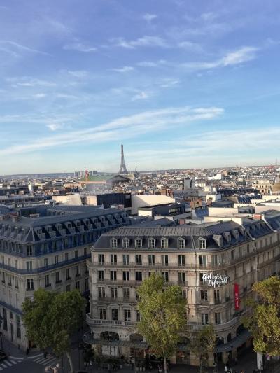 主婦のひとり旅 パリ&フランクフルト 行きはファーストクラス 帰りはビジネスクラス 特典航空券の旅③
