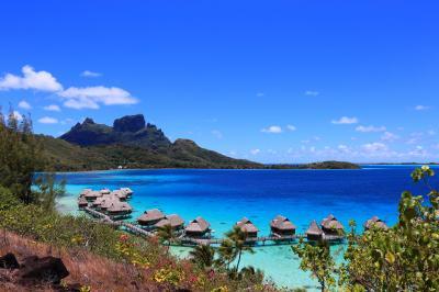 BoraBora, Tahiti - 煌めく青の楽園 - Vol.1