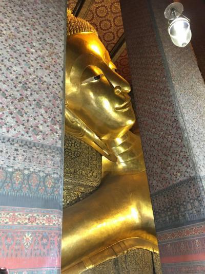 初めてのバンコク5泊+9回目の台北2泊の旅 ~4日目:ホテル移動と再びワット・ポー