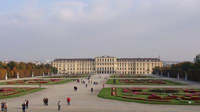 リフレッシュ休暇ひとり旅。ウィーン。何しよう。