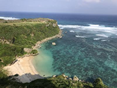 沖縄記念日旅行④(終) 本島中部~海中道路を通って平安座島、浜比嘉島、宮城島をドライブ~
