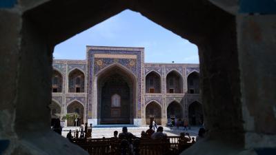 2019年秋初中央アジアウズベキスタンひとりたび
