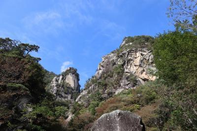 山梨・昇仙峡の紅葉(を見に行ったはずが)