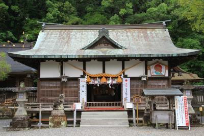 闘鶏神社 世界遺産に登録されています。 勝負の神様