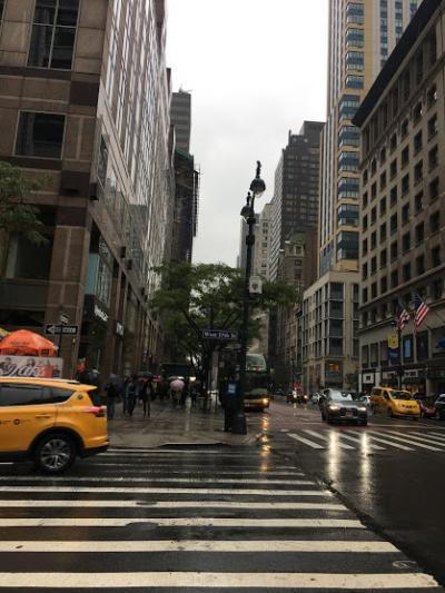 秋のニューヨーク・トロント旅行①