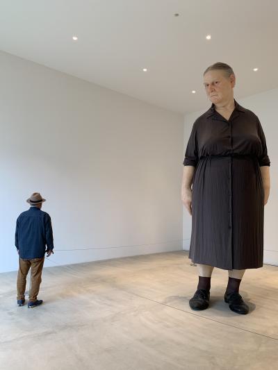 遠野から十和田湖へ 5 十和田近代美術館見て八戸で烏賊食うて終わり