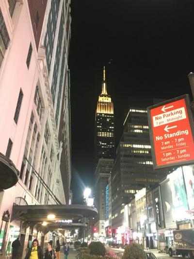 秋のニューヨーク・トロント旅行②