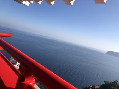 熱海てくてく旅行!パート1…海とお花と熱海城