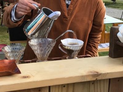 埼玉・深谷の公園でのコーヒーイベント2019~深谷で行われた「コーヒーと日常」