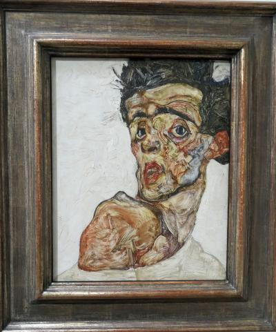 脱古典ウイーン分離派の作品を集めたレオポルド美術館