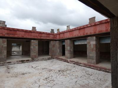 メキシコ テオティワカン (Teotihuacan, Mexico)