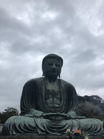 鎌倉、横浜、ディズニーランドの旅