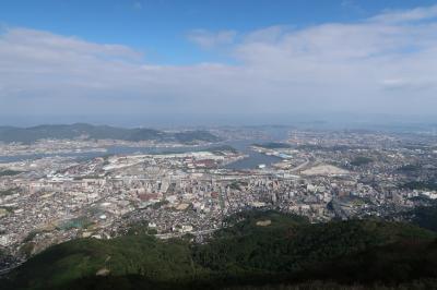 佐賀バルーンフェスタ&グルメ旅(1)福岡空港から世界遺産を巡って博多に前泊し・・・翌朝まさかの寝坊