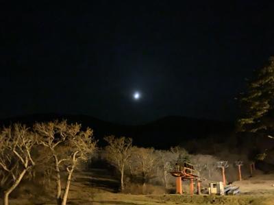 空中散歩で星を見に行こう