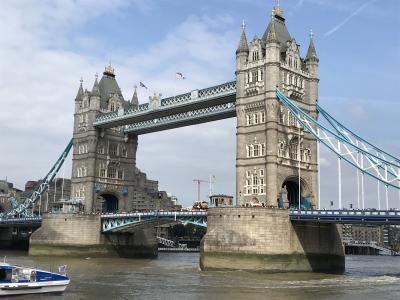 ヨーロッパ 放浪ひとり旅 ロンドン編(1)