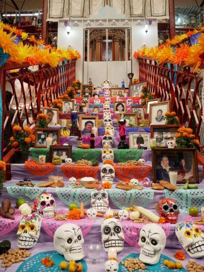 三連休++でメキシコ旅行*死者の祭りを見に行ってきました!