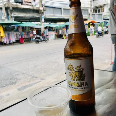 10回目 今年初のバンコクは一年ぶり!いつものひとり旅