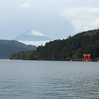 秋の箱根1泊2日ドライブ旅