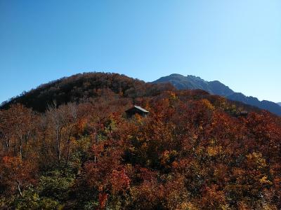 越後2019紅葉 【1】八海山