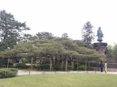 JR一筆書きの旅2.金沢~京都 令和年越しの御朱印