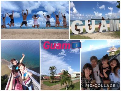 仲良し3家族で海外第2弾 In Guam Part 2