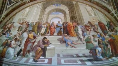 スリに、ぼったくり、ストライキもあった弾丸3泊5日ローマ観光Part4 3日目バチカン美術館編
