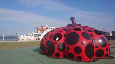 2019 10月 瀬戸内国際芸術祭 ~岡山に泊まって直島に行ってみよう~