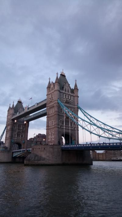 初ロンドン&海外一人旅デビュー Day1