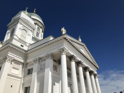 のんびりオトナ女子二人旅 ①(ヘルシンキ、トゥルク、ナーンタリ、エストニア)