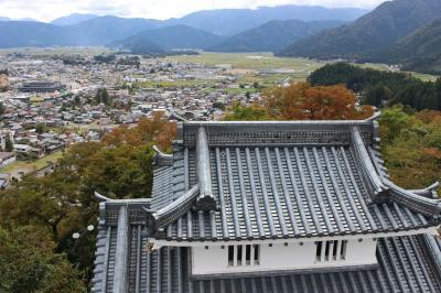 秋の天空の城*福井*越前大野城へ