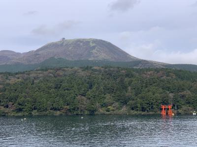 箱根神社・仙石原