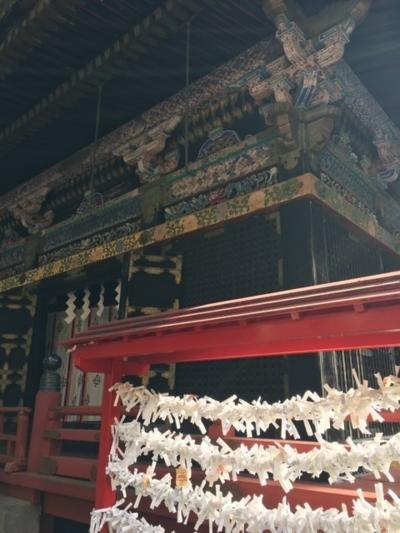 日光東照宮への旅 3
