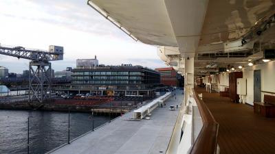ハンマーヘッドに初入港だよ!ダイヤモンドプリンセス、3度目乗船の雑感。