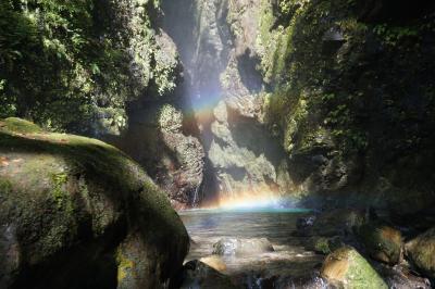 もう一つの徳島 徳島南部の旅(三日目)~日和佐の薬王寺、カレッタから阿南海岸を南下し、宍喰竹ヶ島まで。轟の滝の神秘の佇まいにもうっとりです~