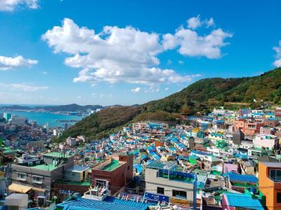 格安で! 憧れの東アジア片道クルーズ6日間 ~4日目 海と山と食の街、釜山へ寄港編~
