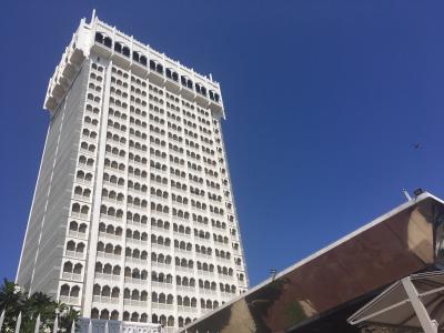 ムンバイ旅行記その1(タージマハルタワー)