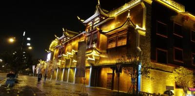 ANAマイルで行く張家界・武陵源、北京10日間 その2(武陵源へ)