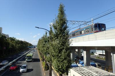 都営三田線 西高島平~目黒の全27駅を自転車で各駅停車してみた