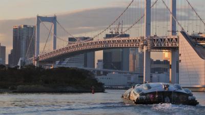 ◆北関東Gカラ~都内海岸散歩!~豊洲~お台場◆