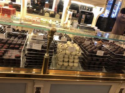ヨーロッパ 女一人旅 ~ベルギー② ブリュッセル散策・ムール貝&チョコレート~