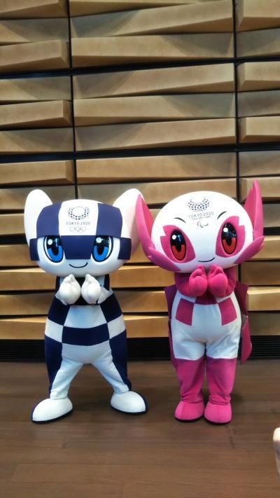 2020東京オリンピックに向けて SMBC FRIENDS RUN 皇居をウォーキング