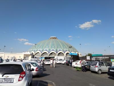 ウズベキスタン7 - タシュケント